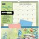 Garden Birds Note Nook 2020 Calendar