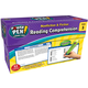 Power Pen Learning Cards: Reading Comprehension Grade 5