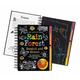 Rain Forest Trace-Along Scratch & Sketch Activity Book