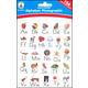 Alphabet Photographic Stickers