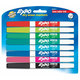 Fine Point Expo Low Odor Markers Set of 8 (Assorted Colors)