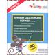 Spanish Lesson Plans for Kids