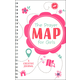 Prayer Map for Girls: Creative Journal