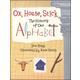 Ox, House, Stick (Alphabet History book)