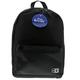 Black Basic Backpack 16