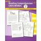 Reading Comprehension Crosswords - Grade 3
