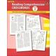Reading Comprehension Crosswords - Grade 5