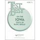 Test Best on Iowa Tests Basic Skills Level 11 Student