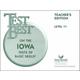 Test Best on Iowa Tests Basic Skills Level 11 Teacher's Edition