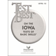 Test Best on Iowa Tests Basic Skills Level 13 Student
