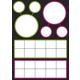 Chalk Number Bonds & Ten Frames Magnet Chart