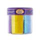 Glitter Shaker: 6 Neon Colors (2.12 oz/60g)
