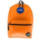 Orange Basic Backpack 16