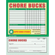 Chore Bucks Rewards