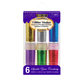 Primary Color Glitter Shaker 7g (6 count)