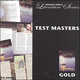 Gold CD-ROM Test Masters