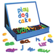 Rainbow Phonics Magnetic Letters with Magnetic Board