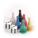 Game Parts (6 Pawns & 2 Dice)