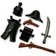 Redcoat Army Brick Warriors Pack