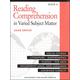 Reading Comprehension Book 6