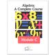 Algebra Complete Course - Module C - DVD