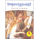 Impressionist Paintings Small Format Art Postcard Book