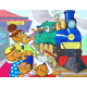 All Aboard (Berenstain Bears) 20-piece Mini Puzzle