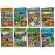 Biomes Posters set of 8 (11