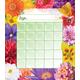 Mini Incentive Charts - Flowers