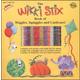 Wikki Stix Book Wiggles, Squiggles, Curlicues