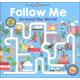 Maze Book: Follow Me Around the World