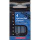 Cartridges for Refillable Brush & Marker - Blue (Package of 4 Cartridges)