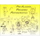 Pre-Algebra Proverbs Mathacrostics