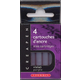Cartridges for Refillable Brush & Marker - Purple (Package of 4 Cartridges)