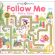 Maze Book: Follow Me Fairy Tales