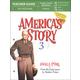 America's Story Volume 3 Teacher