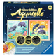 Aquarelle Glow Edition - Dolphins