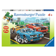 Muscle Cars Puzzle (60 pieces)