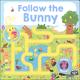 Maze Book: Follow the Bunny