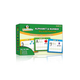 Visual Dry Erase Alphabet & Numbers Flashcards