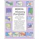 Medieval History Portfolio Full Color Maps