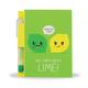 Sketch & Sniff Note Pad - Lemon-Lime