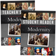 Dave Raymond's Modernity Student Reader and Teacher Guide Set
