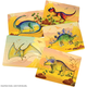 Dinosaur Friends Puzzle (assorted styles)