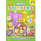 Math Stickers Workbook (Stuck on Learning!)