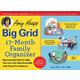 Amy Knapp�s Big Grid Family Organizer 2016