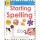 Wipe Clean Workbook: Starting Spelling