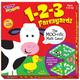 1-2-3 Farmyard! MOO-rific Math Game