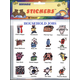 Household Jobs Stickers for Create-a-Chart