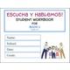 Escucha y Hablemos - Workbook 1